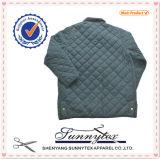 Mens-Winter-Wärmer-schwere Polo-Jacke