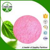 Fertilizante soluble en agua del compuesto NPK del 100%