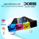 Cartucho de toner compatible de la copiadora del color Tn613 para Konica Minolta Bizhub C452 C552 C652