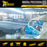 Linha de processamento por atacado máquina do minério do estanho da mineração do abanador da refinação do estanho