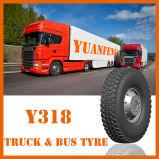pneu radial resistente do caminhão 1200r20 e do barramento