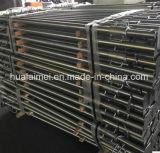 華Lai Meiの鋼鉄板の型枠の足場