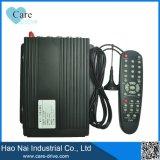 Tipo económico 4 coche DVR móvil del GPS WiFi 3G 4G HD del canal