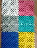 Esteira de banho plástica antiderrapante do baixo preço de China