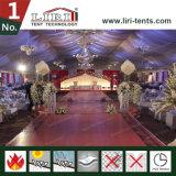 Grande tenda di cerimonia nuziale con la pavimentazione e tende, tende di lusso di cerimonia nuziale da vendere