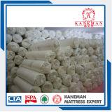 Matelas de mousse roulé par vente chaude d'usine de fabricant de matelas de la Chine