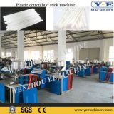 Cotone Swab Bud Plastic Stick Making Machine con Stacker System