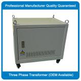 transformador de potencia trifásico de la potencia grande 40kVA