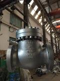 """API BS Class300 10 """"Gear Globe Check Valve (GC41Y-300LB-10)"""