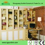 古典的な様式の純木の台所家具(ブロムSA07A)