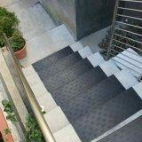 Antibeleg-nicht Schienen-Treppenhaus-Treppen-Schritt-Matten-Teppich-Wolldecke-Seitentrieb