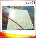 calefator Heated da borracha de silicone da base da impressora de 298*596*1.5mm 240V 1500W 3D