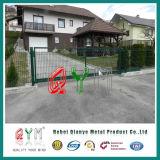 철망사 담 /Fence /PVC 녹색 Fencinng