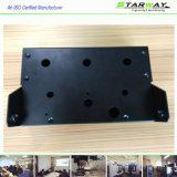 Peças fazendo à máquina personalizadas do CNC do óxido preto de aço