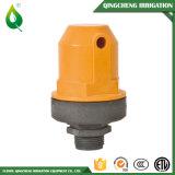 Válvula de descarga temporaria dual del vacío del aire de la irrigación de la agricultura