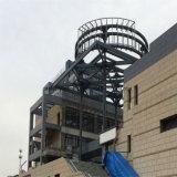 Quadro de avisos da fabricação da construção de aço do metal com alta qualidade