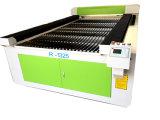 Plástico, madeira, MDF, acrílico, vidro, pedra, máquina de estaca R1325 do laser
