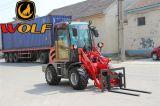 chargeur chinois de roue du matériel 0.8ton lourd à vendre