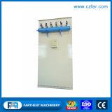 Colector de polvo del filtro de bolso del pulso para la fábrica de proceso de alimentación