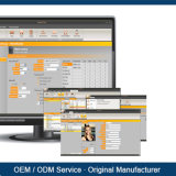 Mehrsprachig Einfach-zu-Use web-basiert Access Control Management Software mit Customization