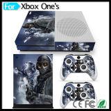 Diseñador personalizado de vinilo etiqueta de la piel para Xbox One S Delgado consola de juegos