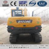 Excavatrices neuves de chenille de Shandong petites avec la position 0.2-0.5m3 à vendre