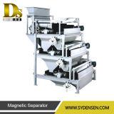 Starker magnetischer Rollen-Eisen-Remover der hohen Leistungsfähigkeit