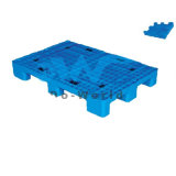 Palette en plastique Dw-1208d1 de 9 pattes