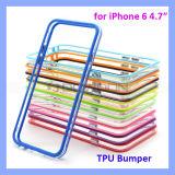 """für Apple iPhone 6 Bumper Fall 4.7 """" TPU Soft 2 Tone Clear Bumper Frame Cover"""