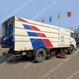 4X2 Light Road Sweeping Truck / HOWO Sweeper Truck avec haute qualité
