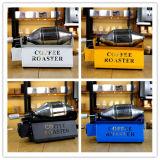 Petit type portatif machine de rôtissoire de grain de café de l'utilisation droite 200g de maison