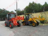 Zl10 Mini Wheel Loader From Qingzhou Hongyuan Vehicle Co., Ltd