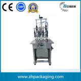 香水の精油4のヘッド充填機(ZHF4)