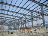 Schweres industrielles Werkstatt-Stahlgebäude/StahlkonstruktionGodown (SP-013)