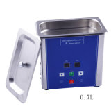 Nettoyage Machine/Mini Dental Ultrasonic Cleaner avec Timer Ud50s-0.7lq