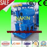 Purificador de óleo de transformador de vácuo de alta eficiência simples, sistema de limpeza de óleo
