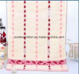 100%年の綿の糸の染められたテリー手タオル