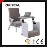 Bureau d'ordinateur et présidence ergonomiques modernes (OZ-CC010)