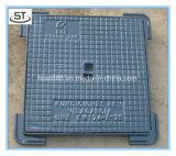 Couverture de trou d'homme de la grille 600X600 de l'eau de la qualité En124