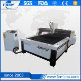 Máquina de estaca do plasma do metal da manufatura 1300*2500m da fábrica