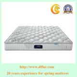 Hotel-Schlafzimmer-Matratze, König Size Memory Foam Spring Mattress-U18