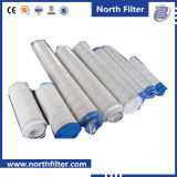 Filtro de água dobrável microporoso de membrana PP
