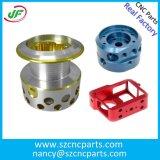 Подгонянные части CNC алюминиевой точности металла подвергая механической обработке, CNC обрабатывая части