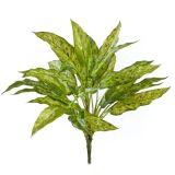 Alta calidad del Dieffenbachia artificial de las plantas con 22 Lvs F05901391