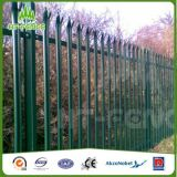 Razor Wire를 가진 높은 Security Galvanized Palisade Fence