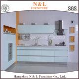 N u. L festes Holz-Möbel für die Küche-Umgestaltung