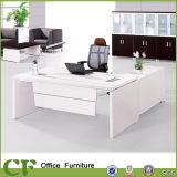 현대 호화스러운 사무용 가구 L 모양 사무실 책상