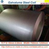 bobine en acier de Galvalume de feuille de toiture de tôle de 0.14mm-0.8mm ASTM A653