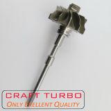 Gt15 708450-0016 para o eixo delgado da roda de turbina 740611