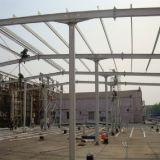 La struttura d'acciaio si è liberata di per la costruzione del workshop